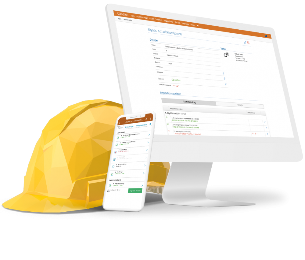 Skyddsronder Säkert utförda arbetsuppgifter utifrån företagets behov